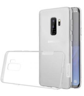 """Skaidrus silikoninis dėklas Samsung Galaxy S9 Plus telefonui """"Nillkin Nature"""""""
