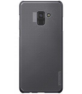 """Juodas dėklas Samsung Galaxy A8 2018 telefonui """"Nillkin Air"""""""