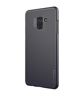 """Sidabrinės spalvos silikoninis dėklas LG G6 telefonui """"Mirror"""""""
