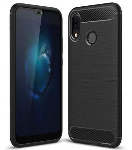 """Juodas dėklas Huawei P20 Lite telefonui """"Tech-Protect"""""""