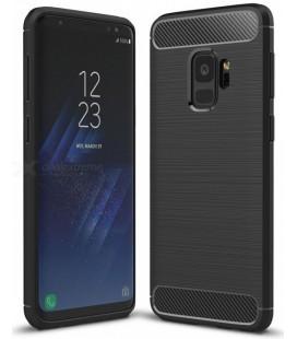 """Juodas dėklas Samsung Galaxy S9 telefonui """"Tech-Protect"""""""
