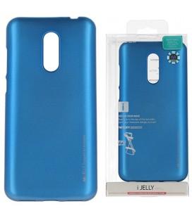 """Mėtos spalvos atverčiamas dėklas Samsung Galaxy A8 2018 telefonui """"Telone Fancy"""""""