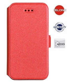 """Raudonas atverčiamas dėklas Huawei P20 Pro telefonui """"Telone Book Pocket"""""""