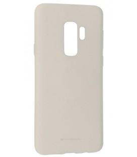 """Pilkas silikoninis dėklas Samsung Galaxy S9 Plus telefonui """"Mercury Soft Feeling"""""""