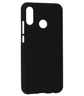"""Juodas silikoninis dėklas Huawei P20 Lite telefonui """"Mercury Soft Feeling"""""""