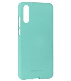 """Mėtos spalvos silikoninis dėklas Huawei P20 telefonui """"Mercury Soft Feeling"""""""