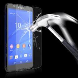 Apsauginis grūdintas stiklas Sony Xperia E4g telefonui