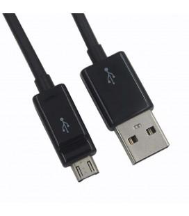 """Originalus juodas LG MicroUSB - USB laidas """"EDA62329304"""""""