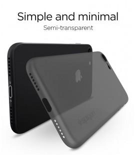 """Skaidrus silikoninis dėklas Samsung Galaxy A8 2018 telefonui """"Nillkin Nature"""""""