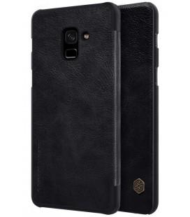 """Sidabrinės spalvos dėklas Samsung Galaxy S9 Plus telefonui """"Spigen Neo Hybrid"""""""