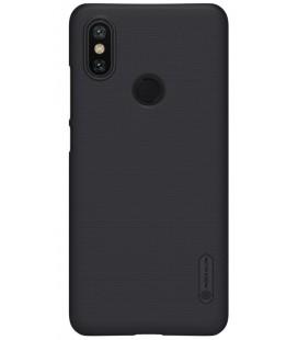 """Juodas dėklas Xiaomi Mi 6X (Mi A2) telefonui """"Nillkin Frosted Shield"""""""