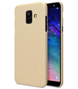 """Originalus auksinės spalvos dėklas """"Clear View Standing Cover"""" Samsung Galaxy S9 telefonui ef-zg960cfe"""
