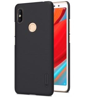 "Juodas dėklas Xiaomi Redmi S2 telefonui ""Nillkin Frosted Shield"""