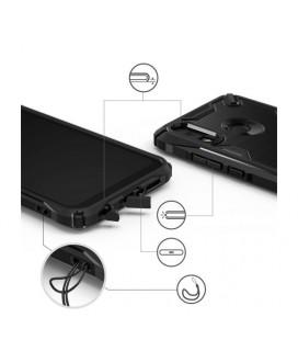 """Juodas dėklas Samsung Galaxy S8 telefonui """"Hybrid Armor Case"""""""