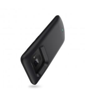 """Juodas dėklas Samsung Galaxy J3 2017 telefonui """"Hybrid Armor Case"""""""