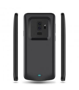 """Sidabrinės spalvos dėklas Samsung Galaxy J3 2017 telefonui """"Hybrid Armor Case"""""""