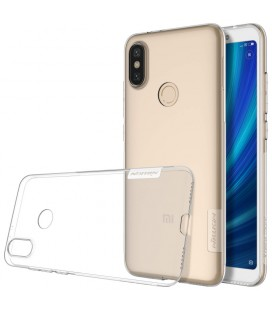 """Skaidrus silikoninis dėklas Xiaomi Mi 6X (Mi A2) telefonui """"Nillkin Nature"""""""