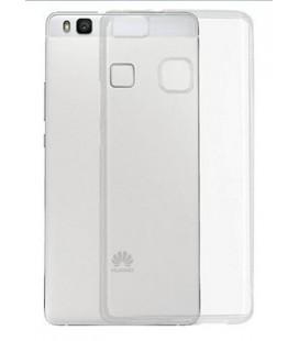 """Skaidrus silikoninis dėklas Huawei P9 Lite telefonui """"Clear"""""""
