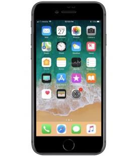 """Lenktas juodas apsauginis grūdintas stiklas Apple iPhone 7 telefonui """"Nillkin 3D AP+ Pro"""""""