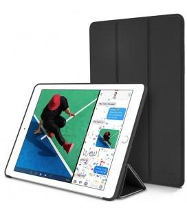 """Juodas atverčiamas dėklas Apple iPad 9.7"""" 2017/2018 planšetei """"Tech-Protect"""""""