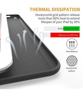 """Rudas dėklas Huawei P10 telefonui """"Qult Drop"""""""