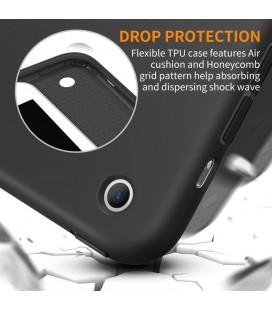 """5D Lenktas skaidrus apsauginis grūdintas stiklas Huawei Mate 10 Lite telefonui """"Full Glue"""""""