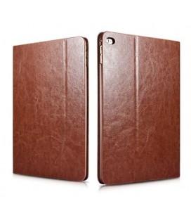 """Rudas atverčiamas dėklas Apple iPad Air 2 planšetei """"iCarer Xoomz"""""""