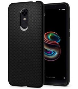 """Juodas dėklas Xiaomi Redmi 5 Plus telefonui """"Spigen Liquid Air"""""""