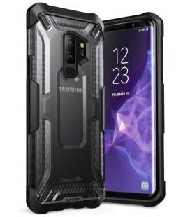 """Juodas dėklas Samsung Galaxy S9 Plus telefonui """"Supcase Unicorn Hybrid"""""""