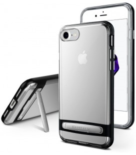 """Juodas silikoninis dėklas Apple iPhone 7/8 telefonui """"Mercury Goospery Dream Bumper"""""""
