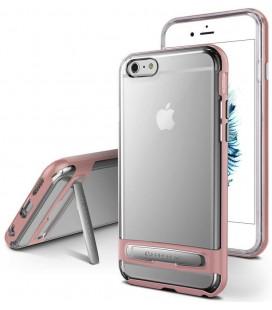"""Rausvai auksinės spalvos silikoninis dėklas Apple iPhone 7/8 telefonui """"Mercury Goospery Dream Bumper"""""""
