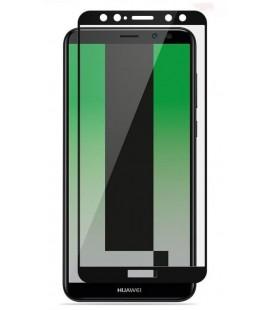 """Juodas apsauginis grūdintas stiklas Huawei Mate 10 Lite telefonui """"Mocolo"""""""