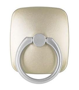 """Auksinės spalvos universalus telefono laikiklis ant piršto - žiedas """"Goospery Wow Ring"""""""