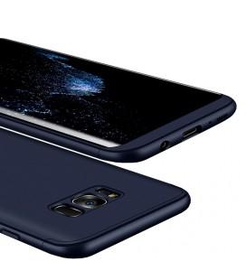 """Mėlynas dėklas Samsung Galaxy S8 Plus telefonui """"360"""""""