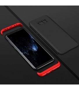 """Juodas apsauginis grūdintas stiklas Huawei P20 telefonui """"Mocolo"""""""