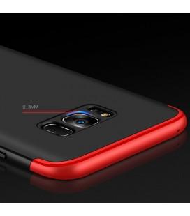"""Pilkas atverčiamas dėklas Huawei P8/P9 Lite 2017 telefonui """"Dux Ducis Skin"""""""