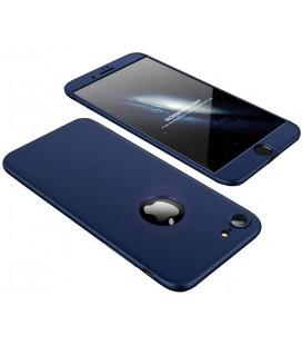 """Mėlynas dėklas Apple iPhone 8 telefonui """"360"""""""