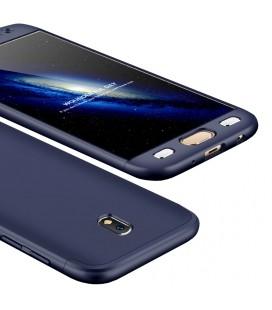 """Mėlynas dėklas Samsung Galaxy J3 2017 telefonui """"360"""""""