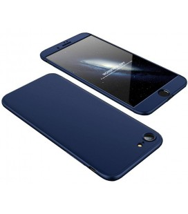 """Mėlynas dėklas Apple iPhone 7 telefonui """"360"""""""