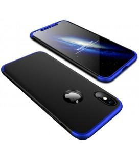 """Pilkas atverčiamas dėklas Huawei P20 Lite telefonui """"Dux Ducis Skin"""""""