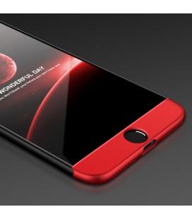 """Rausvai auksinės spalvos atverčiamas dėklas Huawei Mate 10 Lite telefonui """"Dux Ducis Skin"""""""