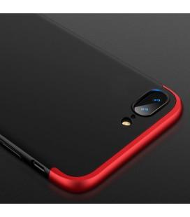 """Pilkas atverčiamas dėklas Huawei Mate 10 Lite telefonui """"Dux Ducis Skin"""""""