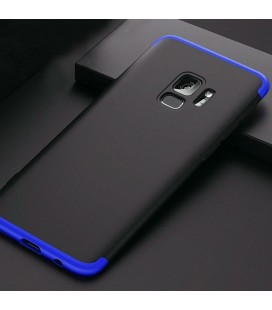 "Juodas dėklas Xiaomi Redmi 5A telefonui ""Hybrid Armor Case"""