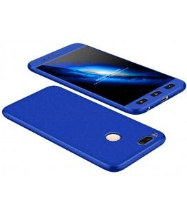 """Mėlynas dėklas Xiaomi Mi5X (Mi 5X, Mi A1) telefonui """"360"""""""