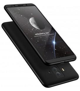 """Juodas dėklas Huawei Mate 10 Pro telefonui """"360"""""""
