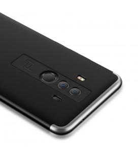 """Odinis juodas atverčiamas klasikinis dėklas Huawei P Smart telefonui """"Book Special Case"""""""