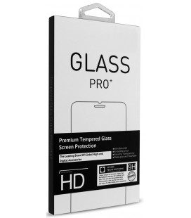 """Apsauginis grūdintas stiklas (0,3mm 9H) Huawei Y6 2018 telefonui """"Glass Pro Plus"""""""