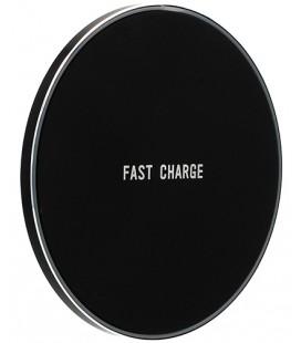 "Universalus juodas belaidis Fast Charge telefonų pakrovėjas ""FC05"""