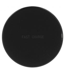 "Universalus juodas belaidis Fast Charge telefonų pakrovėjas ""FC01"""