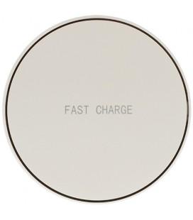 """Universalus baltas belaidis Fast Charge telefonų pakrovėjas """"FC01"""""""